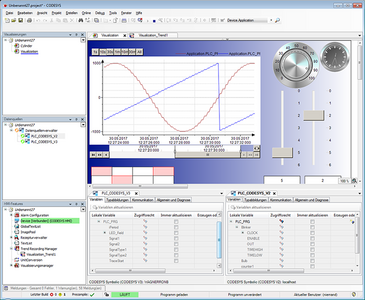 CODESYS HMI - Visualization Software for PCs - CODESYS