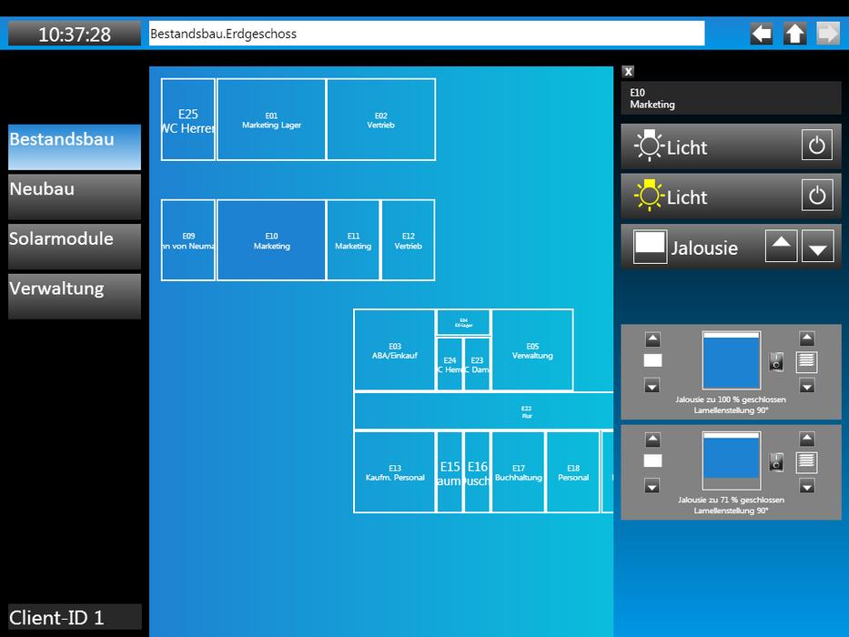 Codesys Webvisu Visualization Software In The Internet